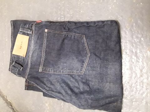 A PAIR OF PAUL SMITH JEAN'S 34W