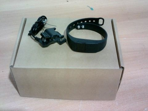 BOXED VERYFIT 2.0 HEART RATE FITNESS & ACTIVITY TRACKER