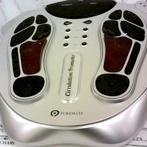 CIRCULATION PROMOTER - IMPROVES LOWER LEG AND FOOT CIRCULATION