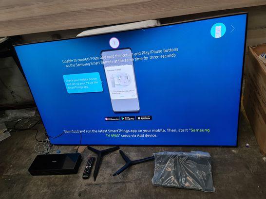 SAMSUNG QE65Q95T 65 INCH 4K ULTRA HD HDR 2000 QLED SMART TELEVISION