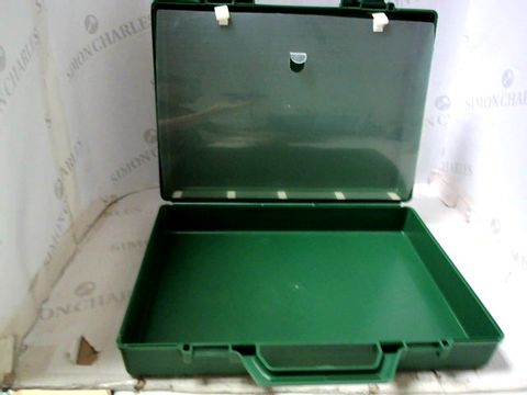 LOT OF 4 FIRST AID BOXES