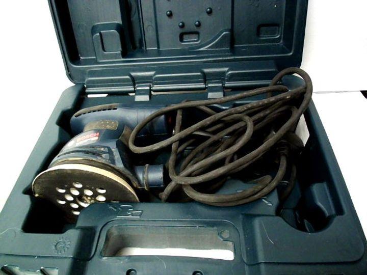 BOSCH PROFESSIONAL GEX 125-1 AE CORDED 240 V RANDOM ORBIT SANDER
