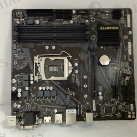 GIGABYTE B460M DS3H ULTRA DURABLE MOTHERBOARD