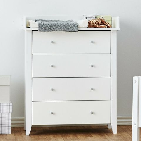BOXED BABY MBEL CHANGING TABLE TOPPER