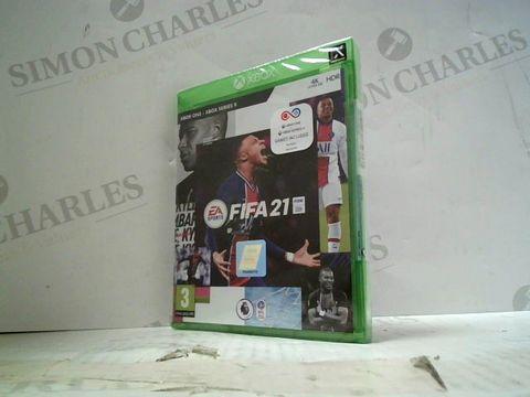 FIFA 21 XBOX ONE/XBOX XERIES X GAME
