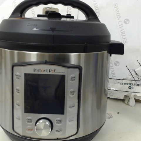 INSTANT POT DUO EVO PLUS 10-IN-1 ELECTRIC PRESSURE COOKER