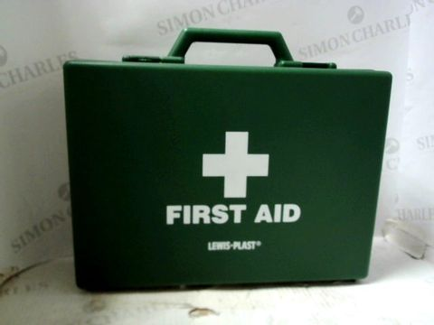 BOX OF 5 FIRST AID BOXES (NO KIT INCLUDED)