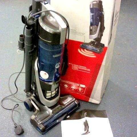 HOOVER H-UPRIGHT 500 SENSOR PLUS PETS HU500SGP, UPRIGHT BAGLESS PETS VACUUM CLEANER