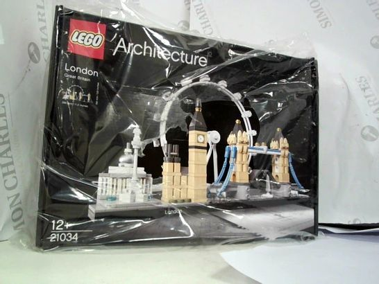 LEGO ARCHITECTURE LONDON RRP £39.99