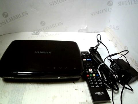 HUMAX FREEVIEW PLAY RECORDER