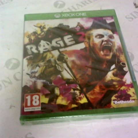 RAGE 2 XBOX ONE GAME