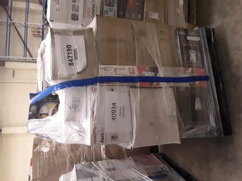PALLET OF APPROXIMATELY 29 ASSORTED HOUSEHOLD ITEMS TO INCLUDE