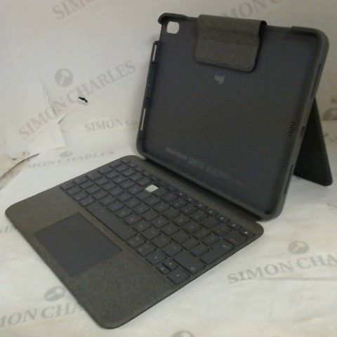 LOGITECH FOLIO TOUCH IPAD KEYBOARD CASE (4TH GENERATION) WITH TRACKPAD AND SMART CONNECTOR FOR IPAD AIR