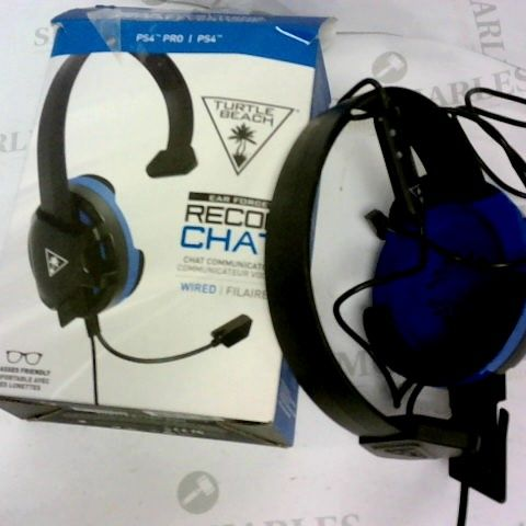 EAR FORCE RECON CHAT COMMUNICATOR WIRED  PS4 PRO & PS4