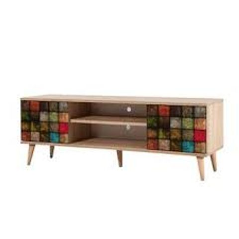 """BOXED KIESTER TV STAND FOR TVS UP TO 58"""""""