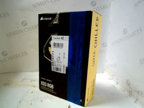 CORSAIR XD3 RGB PUMP/RESERVOIR COMBO