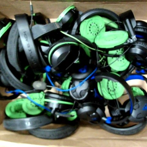 LOT OF APPROXIMATELY 20 TURTLE BEACH GAMING HEADSETS
