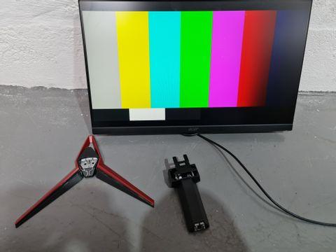 ACER NITRO VG240YBMIIX 24 INCH FULL HD 75HZ GAMING MONITOR