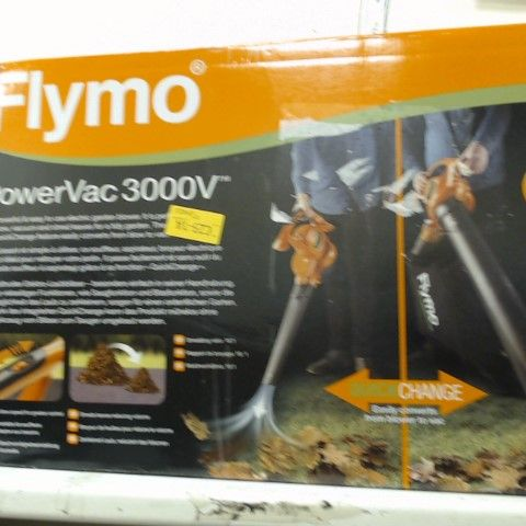 FLYMO POWERVAC 3000V ELECTRIC BLOWER