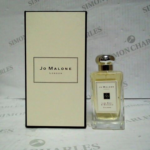 JO MALONE LIME, BASIL & MANDARIN COLOGNE 100ML