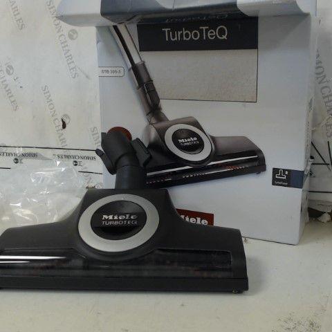 MIELE 10455360 TURBOTEQ STB 305-3, BLACK