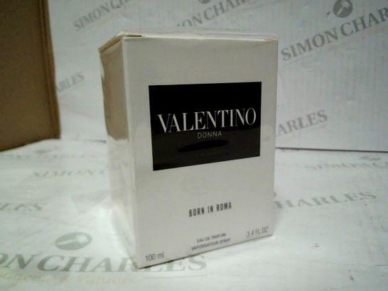 SEALED VALENTINO DONNA BORN IN ROMA EDP 100ML