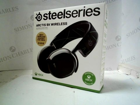 STEELSERIES ARCTIS 9X WIRELESS GAMING HEADSET