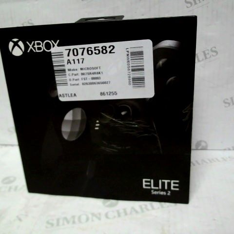 BOXED XBOX ELITE SERIES 2 CONTROLLER