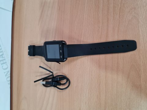 SMART WATCH - BLACK