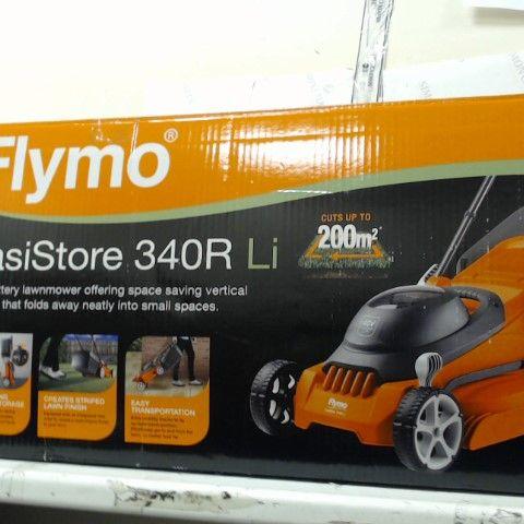 FLYMO EASISTORE 340R LI CORDLESS ROTARY LAWN MOWER