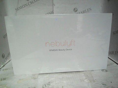NEBULYFT RFMEMS BEAUTY DEVICE (SEALED)