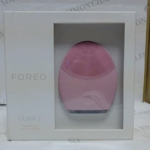 FOREO LUNA 2 FACIAL CLEANSING & ANTI-AGING DEVICE