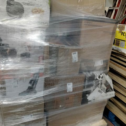 PALLET OF APPROXIMATELY 22 ASSORTED HOUSEHOLD ELECTRICAL ITEMS, TO INCLUDE: