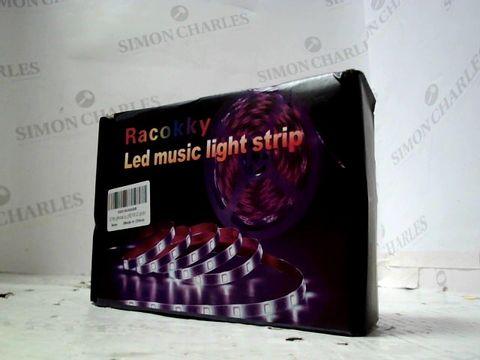 RACOKKY LED MUSIC LIGHT STRIP