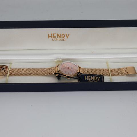 BRAND NEW BOXED HENRY LONDON HL30-UM-0164 SHOREDITCH