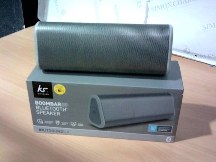BOXED KITSOUND BOOMBAR50 BLUETOOTH SPEAKER