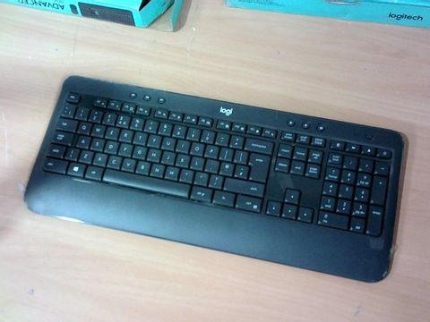 LOGITECH MK540 ADVANCED WIRELESS KEYBOARD