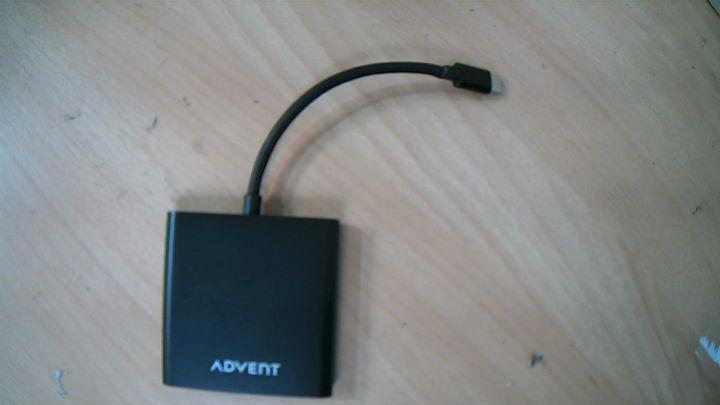 ADVENT USB-C TO MULTI ADAPTER