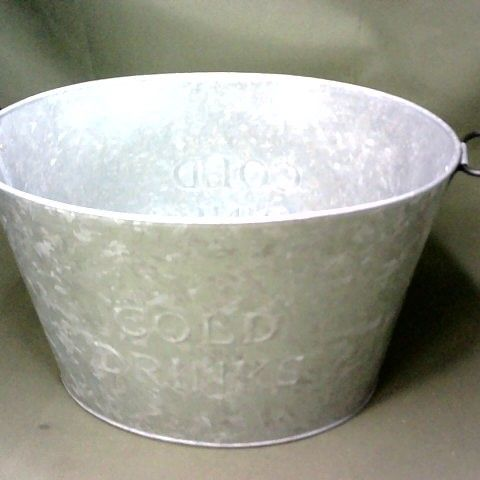 METAL COLD DRINKS CONTAINER