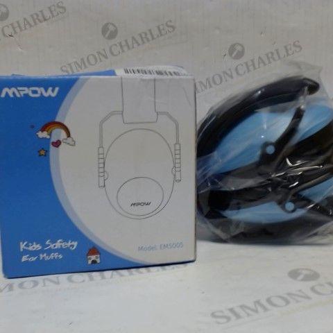 MPOW KID SAFETY NOSIE REDUCTION EAR MUFFS