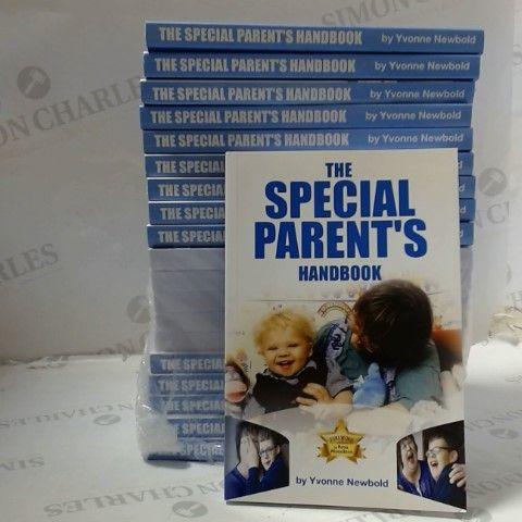 LOT OF APPROXIMATELY 20 COPIES OF THE SPECIAL PARENT'S HANDBOOK
