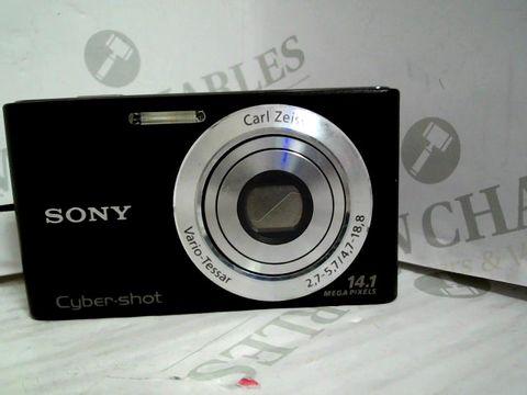 SONY CYBER-SHOT CAMERA -DSC-W320