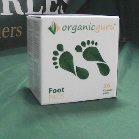 ORGANIC GURU FOOT PADS