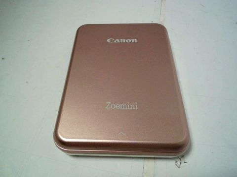 CANON ZOEMINI SMARTPHONE PHOTO PRINTER