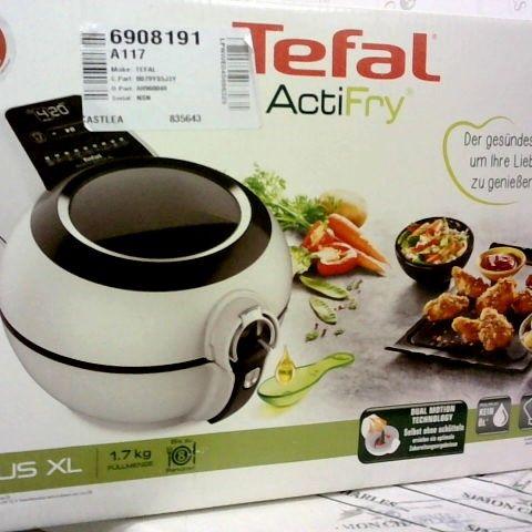 TEFAL ACTIFRY GENIUS XL AH960040 HEALTH AIR FRYER
