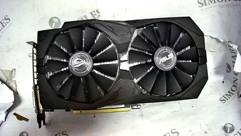 ASUS REPUBLIC OF GAMERS STRIX GAMING GRAPHICS CARD GEFORCE GTX 1050