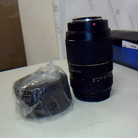 TAMRON 70-300MM DI LD - LENS FOR SONY (70-300MM, F / 4-5.6, MACRO, 62MM), BLACK COLOR