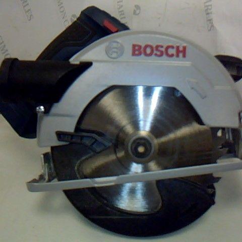 BOSCH GKS 18V-LI CORDLESS CIRCULAR SAW BODY IN L-BOX