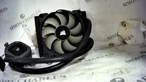 CORSAIR H60 120MM LIQUID CPU COOLER