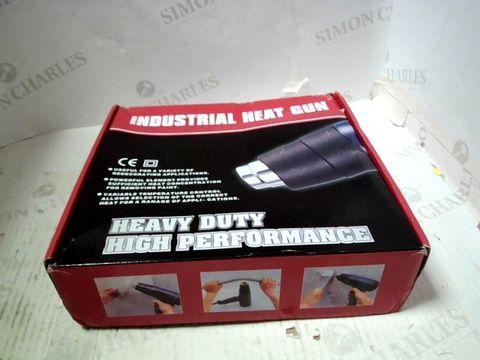 HEAVY DUTY INDUSTRIAL HEAT GUN
